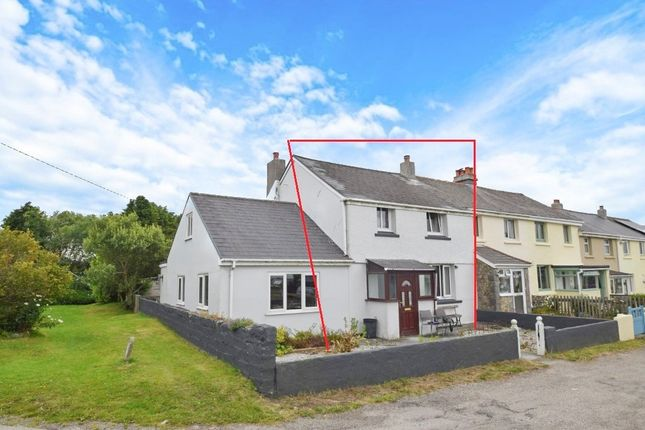 3 bed terraced house for sale in Polhigey Terrace, Carnmenellis, Redruth TR16