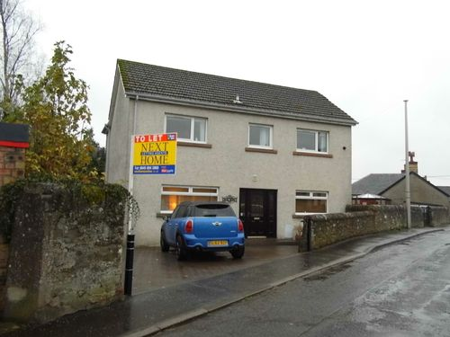 Thumbnail Property to rent in 4 Loyal Road, Alyth