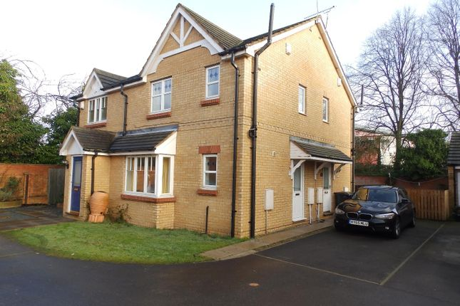 Thumbnail Property to rent in Sails Drive, York