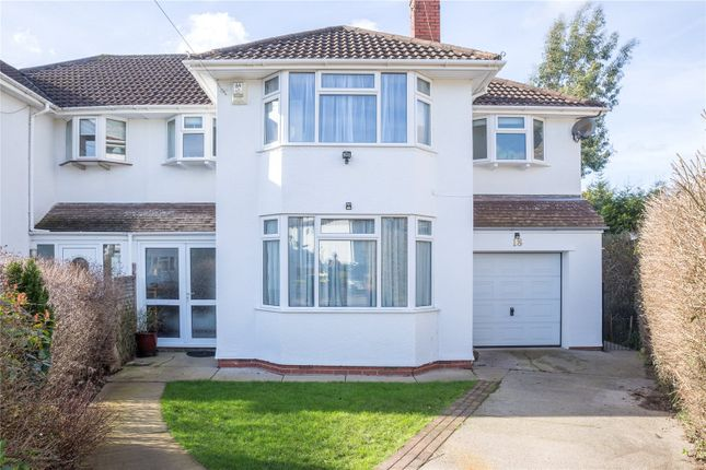Thumbnail Semi-detached house for sale in Withey Close West, Westbury-On-Trym, Bristol