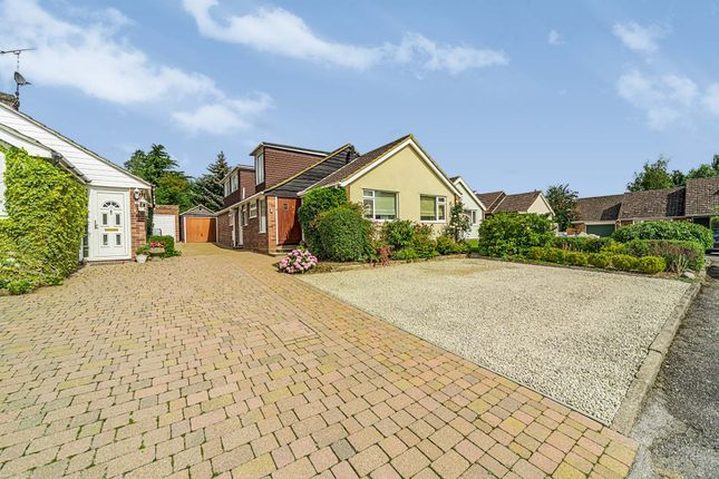 Thumbnail Detached bungalow for sale in Hazel Close, Digswell, Welwyn
