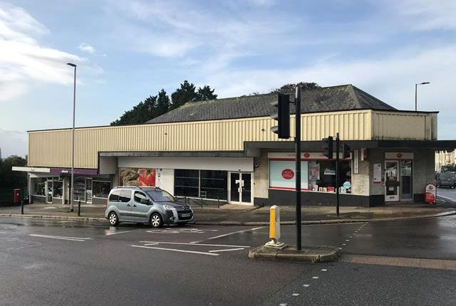 Thumbnail Retail premises to let in Jubilee Buildings, Peverell Park Road, Peverell, Plymouth