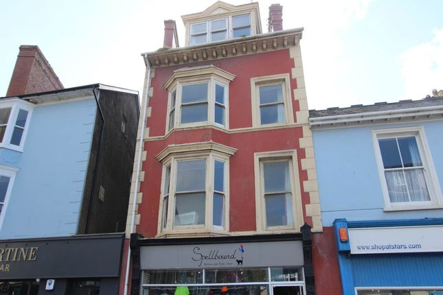 Thumbnail Property to rent in Terrace Road, Aberystwyth