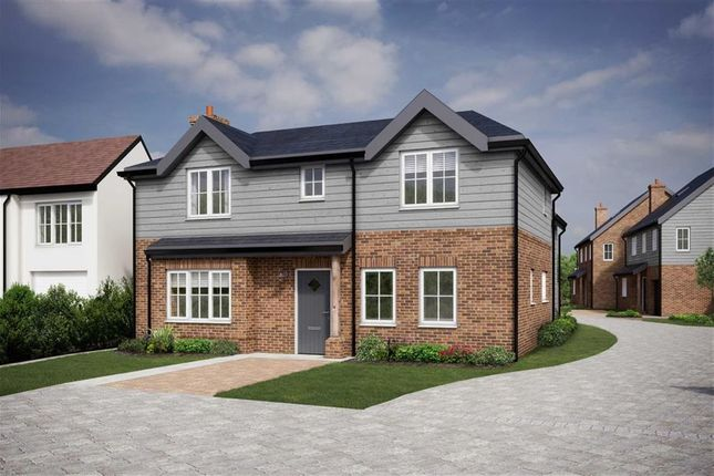 Thumbnail Detached house for sale in Burnham Grange, Welwyn, Hertfordshire