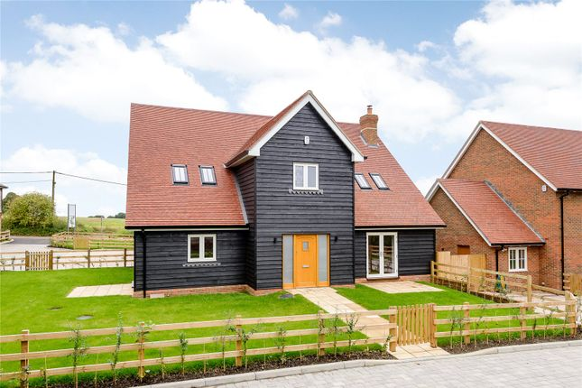 Thumbnail Detached house for sale in Manor Farm, Woodhill Lane, Long Sutton, Hampshire