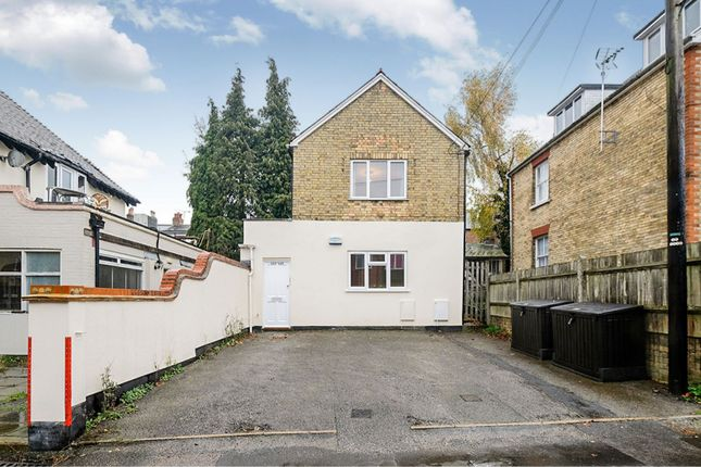 Thumbnail Flat to rent in Bethel Road, Sevenoaks