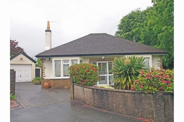 Thumbnail Detached bungalow for sale in Prospect Avenue, Hest Bank, Lancaster