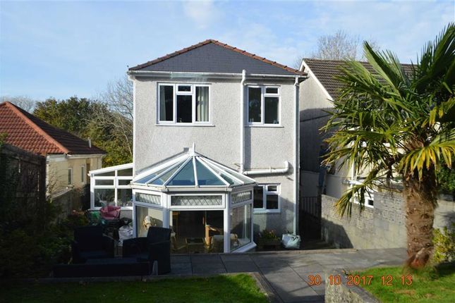 Thumbnail Detached house for sale in Upper Mill, Swansea