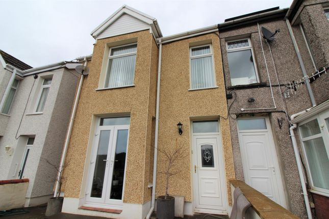Thumbnail End terrace house for sale in Twyn Gwyn Terrace, Newbridge, Newport