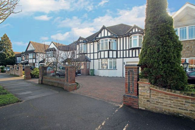 Thumbnail Detached house for sale in Main Road, Romford