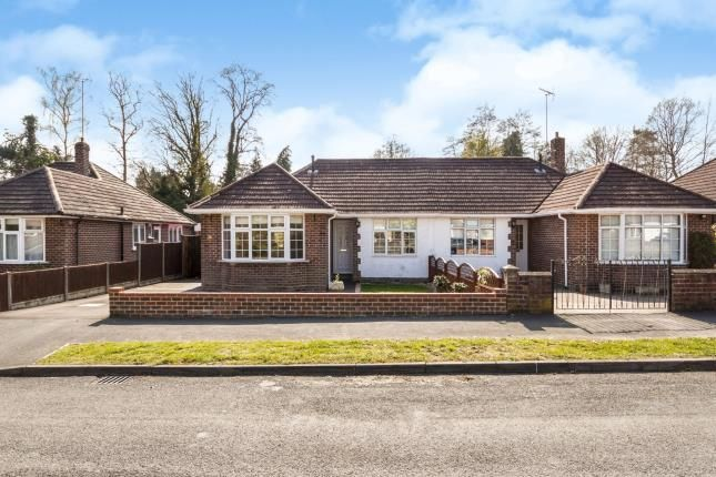 Thumbnail Bungalow for sale in Ascot, Berkshire, .
