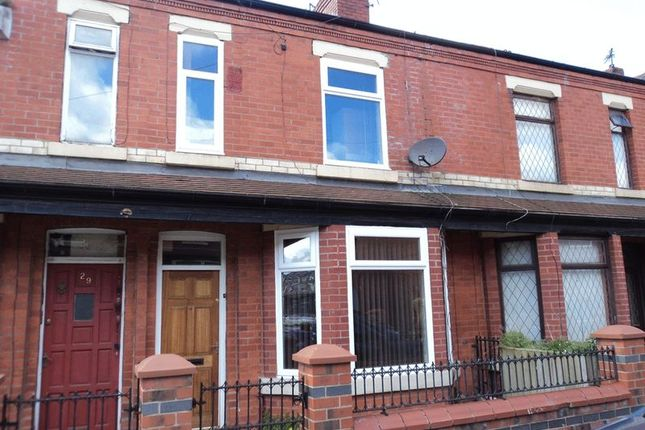 Thumbnail Terraced house to rent in Barff Road, Salford