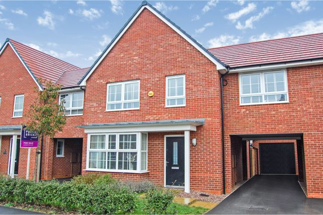 Thumbnail Mews house for sale in Lower Hazeldines, Marston Moretaine, Bedford