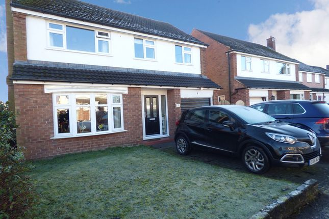 5, Mayfield Close, Holmes Chapel, Crewe, Cheshire CW4