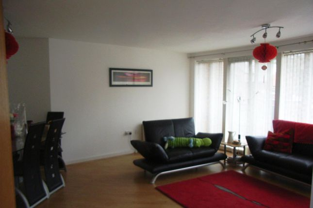 Thumbnail Flat to rent in Manor House Drive, Coventry