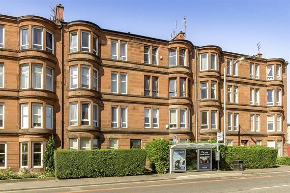Thumbnail Flat to rent in Minard Road, Shawlands, Glasgow