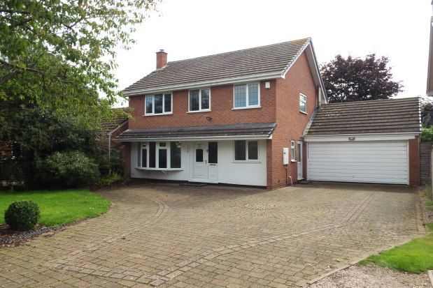 Thumbnail Property to rent in Croft Close, Tamworth