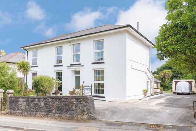 Thumbnail Detached house for sale in Trevu Road, Camborne