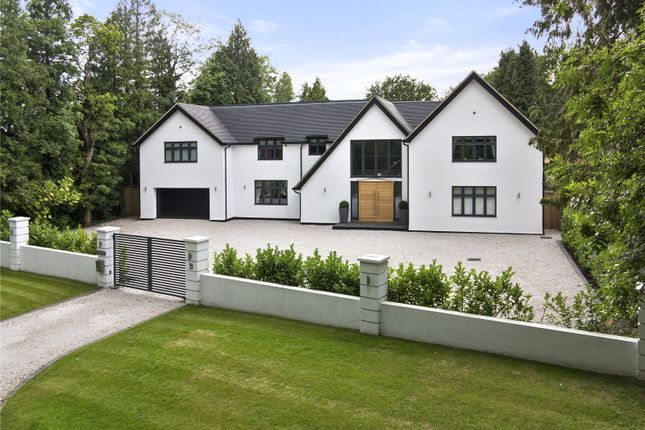 Thumbnail Detached house for sale in Coulsdon Lane, Chipstead, Coulsdon, Surrey