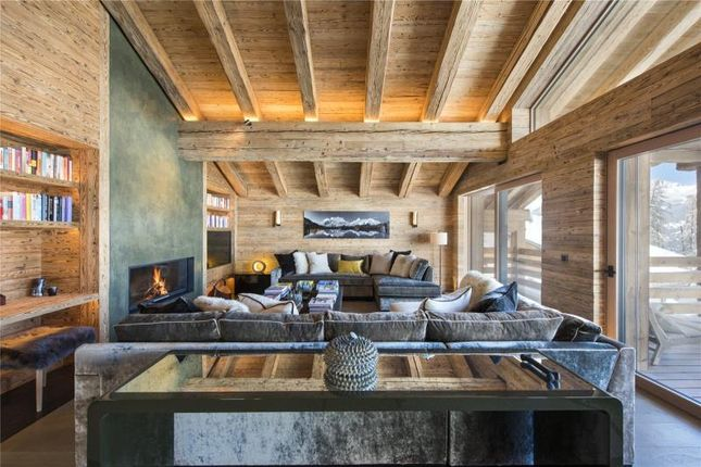 Thumbnail Apartment for sale in Chalet Aquila., Verbier, Valais