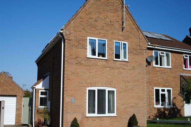 Thumbnail Detached house to rent in Kings Croft, Dersingham, King's Lynn