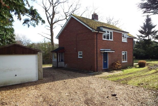 Thumbnail Detached house to rent in Salisbury Road, Sherfield English, Romsey