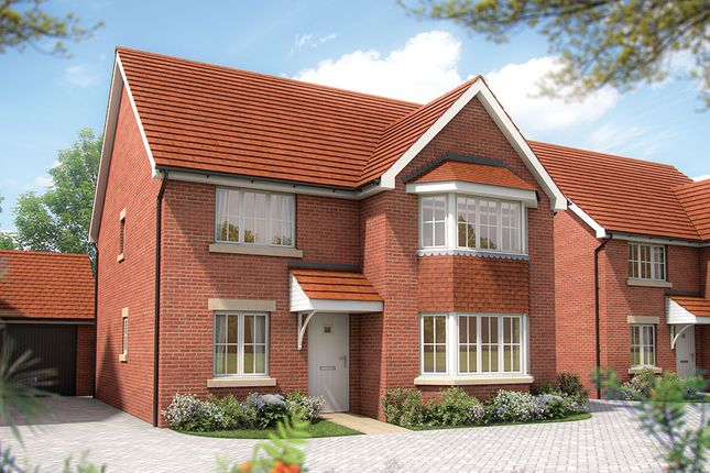 """5 bed detached house for sale in """"The Oxford"""" at """"The Oxford"""" At St. James Way, Biddenham, Bedford MK40"""