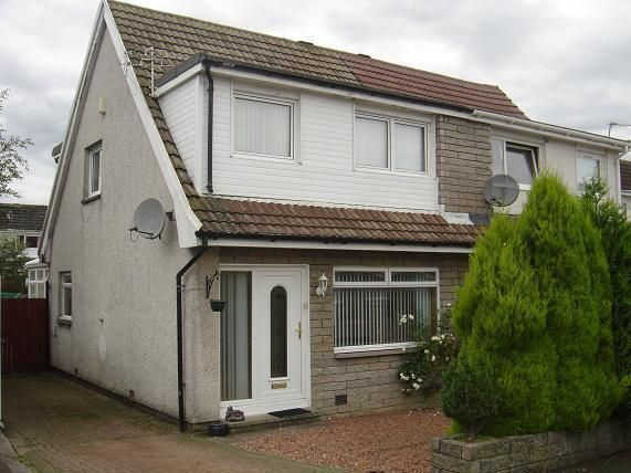 Thumbnail Semi-detached house to rent in Murrayside, Stonehouse ML9,