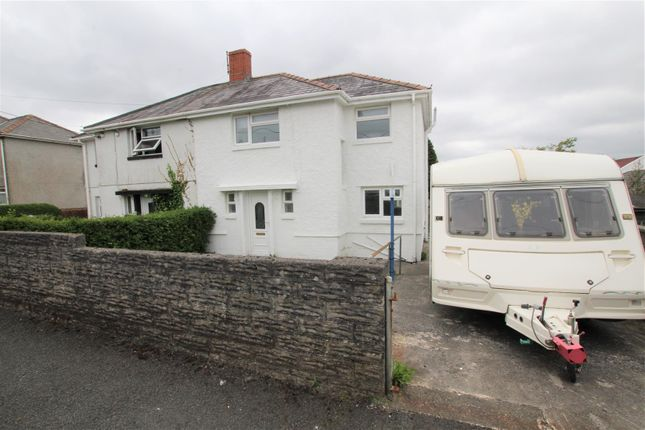 House Front of Heol Y Waun, Seven Sisters, Neath SA10