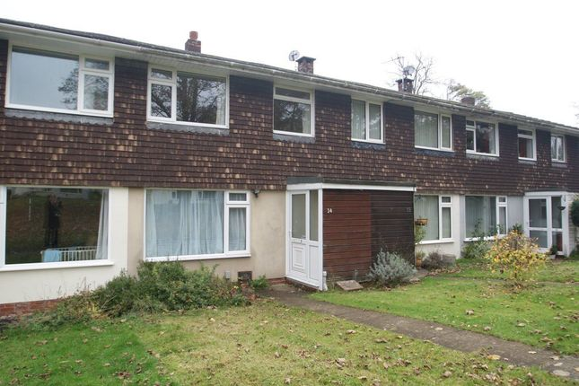 Thumbnail Terraced house to rent in Clatford Manor, Upper Clatford, Andover