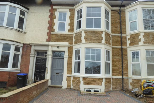 Thumbnail Terraced house to rent in Kingsthorpe Grove, Kingsthorpe, Northampton