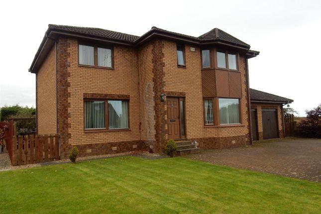 Thumbnail Detached house to rent in Muirhead Drive, Law, Carluke