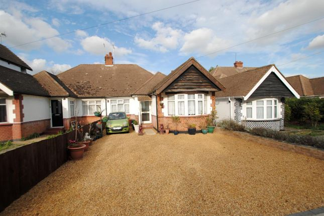 Thumbnail Semi-detached bungalow for sale in Carlingford Drive, Westcliff-On-Sea