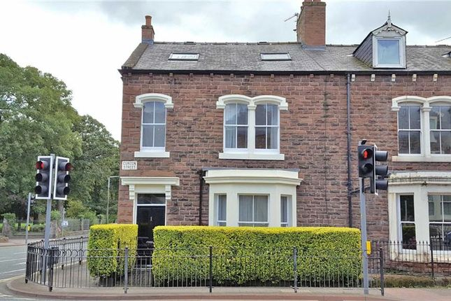 Thumbnail End terrace house for sale in Curzon Street, Maryport