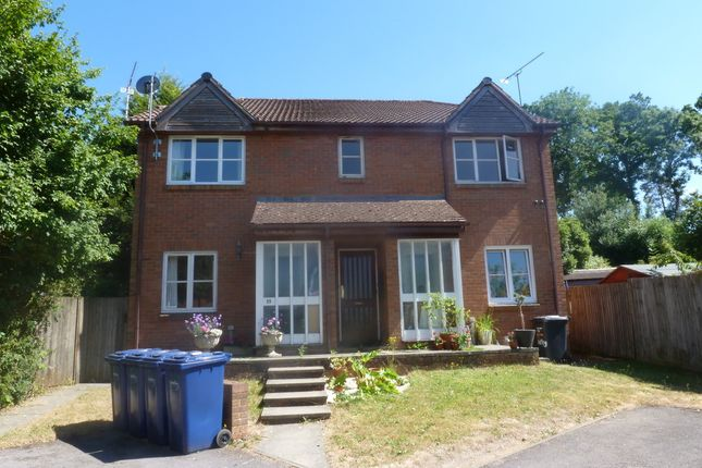 Thumbnail Flat to rent in St. Peters Gardens, Wrecclesham, Farnham