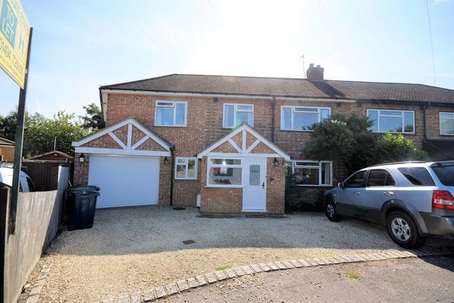 Thumbnail Semi-detached house to rent in Highfield Close, Amersham
