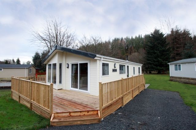 Thumbnail Property for sale in Boston Glendevon Country Park, Clackmannanshire