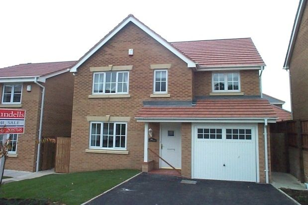 Thumbnail Detached house to rent in Windmill Way, Brimington, Chesterfield