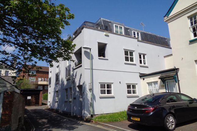 Thumbnail Flat to rent in Radnor Place, St. Leonards, Exeter