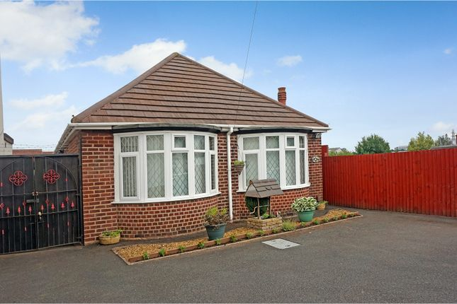 Thumbnail Detached bungalow for sale in Hill Top, West Bromwich