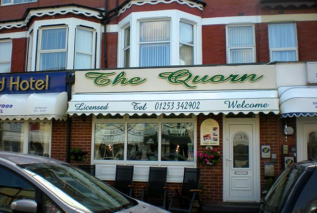 Thumbnail Hotel/guest house for sale in St Chad's Road, Blackpool
