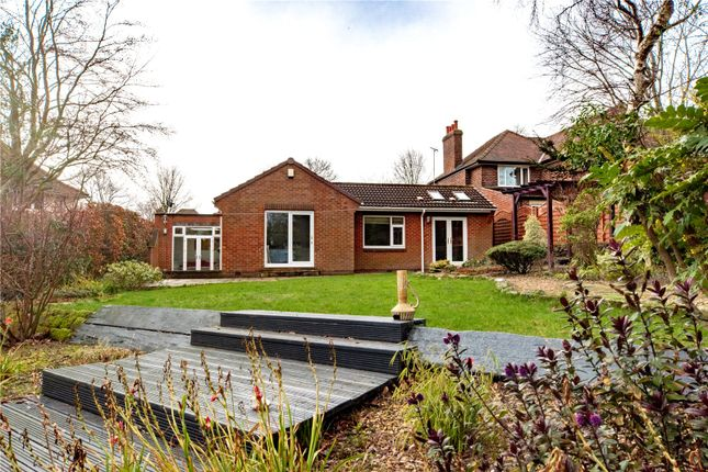 Thumbnail Detached bungalow for sale in Slayleigh Lane, Fulwood, Sheffield
