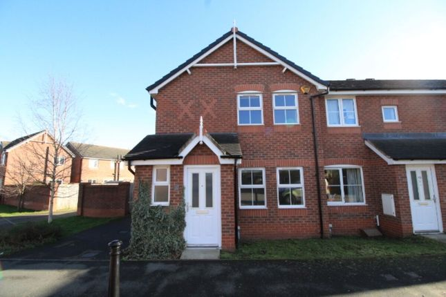 Thumbnail Semi-detached house to rent in Cottage Close, Rudheath, Northwich