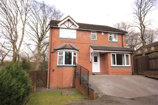 Thumbnail Detached house for sale in Shawclough Road, Shawclough, Rochdale