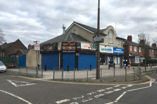 Thumbnail Retail premises for sale in Littleton Road, Salford, Greater Manchester