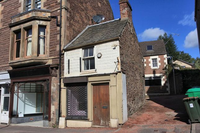 Thumbnail Studio for sale in West High Street, Crieff