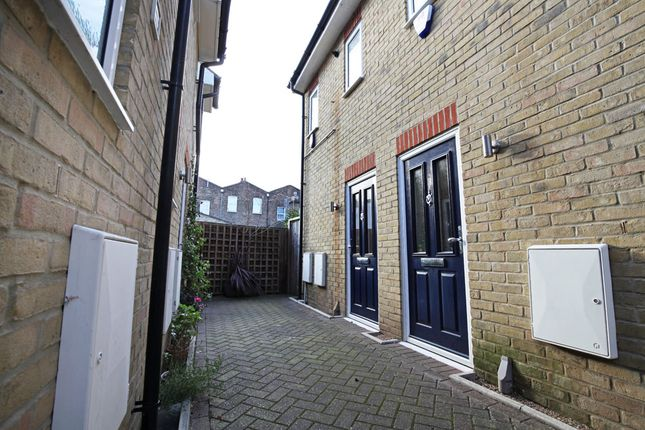 Thumbnail End terrace house for sale in Connor Close, Upper Leytonstone