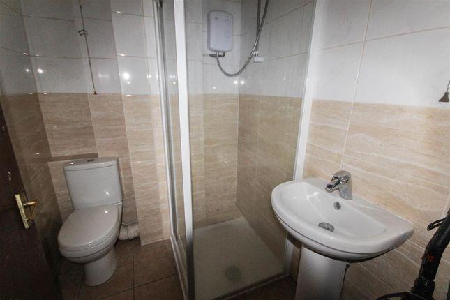 Shower Room of Warren Crescent, Southampton SO16