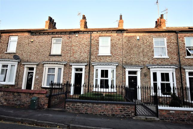 2 bed terraced house for sale in Park Crescent, York YO31