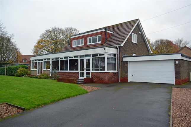 Thumbnail Detached house for sale in Wiltshire Avenue, Burton-Upon-Stather, Scunthorpe